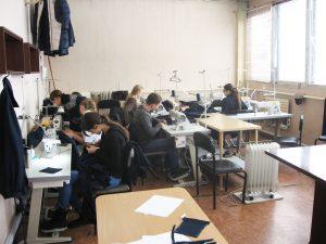 Лабораторія швейного виробництва