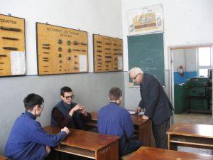 Навчання в ННЦ